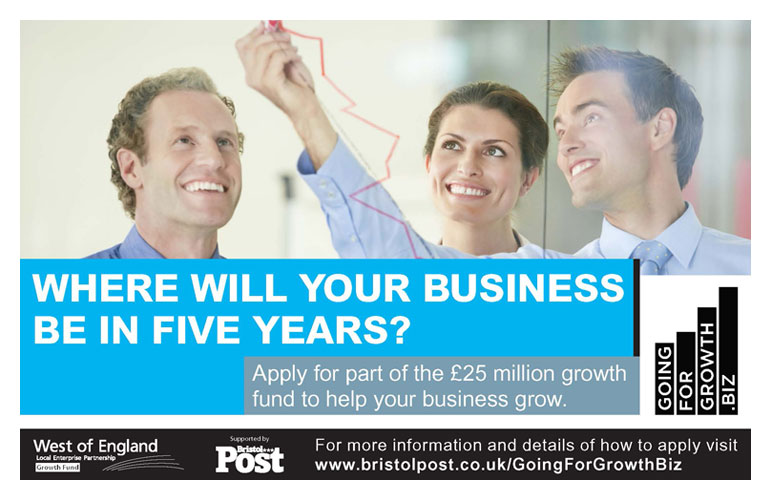 West of England Local Enterprise Partnership - Where will your business be in five years?