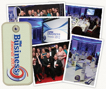 Bristol Business Awards - Photos and logo from the recent Bristol Business Awards